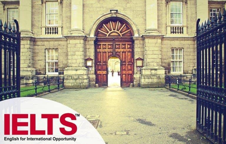 Изпитът IELTS се признава от повечето имиграционни власти като доказателство за степен на владеене на английски език