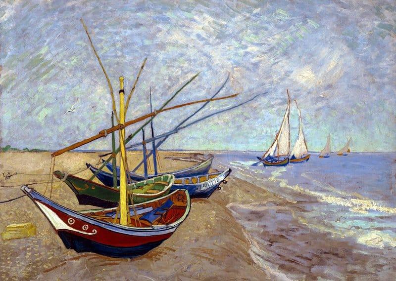 картина на Ван Гог