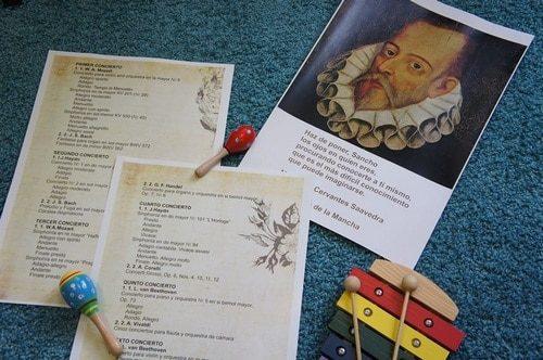 Музикални елементи, неделима част от сугестопедичното изучаване на чужд език